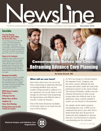 Reframing Advance Care Planning - Nxtbook Media - Info