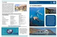 Channel Islands - National Marine Sanctuaries - NOAA