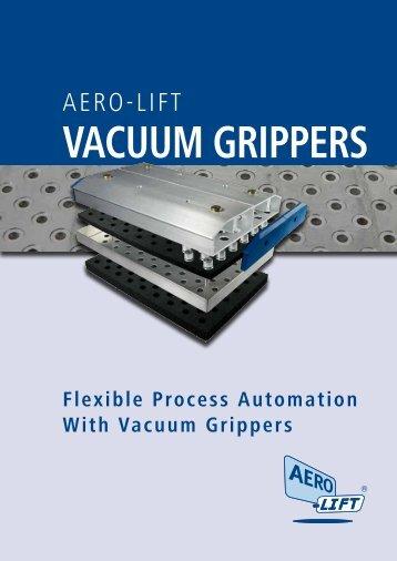 VACUUM GRIPPERS AERO-LIFT