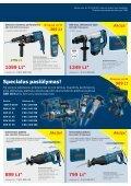 bosch įrankių naujienos ir akcijos - Reimpex - Page 5