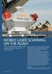 mobile laser scanning on the road! - RIEGL Laser Measurement ...