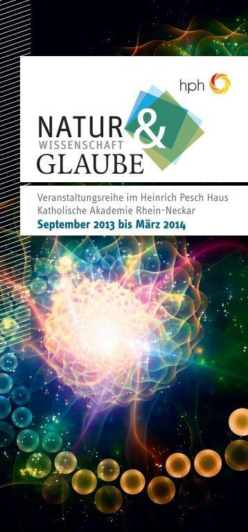 September 2013 bis März 2014 - Heinrich Pesch Haus