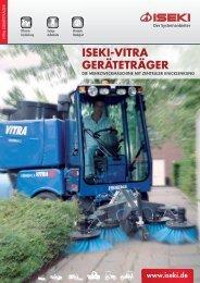 ISEKI-VItra GErätEträGEr