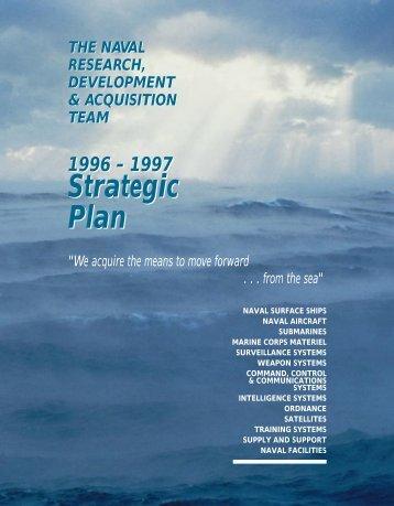 RDA Strategic Plan - NASA Wiki