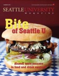 Summer 2010 - Seattle University