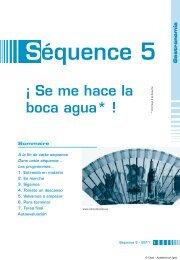Séquence 5 - Académie en ligne