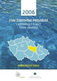 Pardubický kraj (PDF, 712 kB) - CENIA, česká informační agentura ...