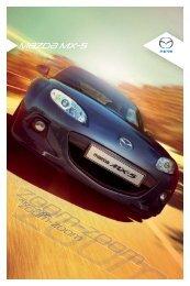 Mazda MX-5 brochure downloaden