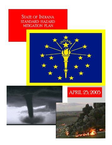 APRIL 25, 2005 - State of Indiana