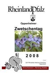 kg/B - Obstbau - in Rheinland-Pfalz