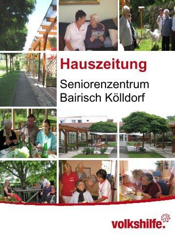 Hauszeitung BK 2. Ausgabe - Volkshilfe Steiermark