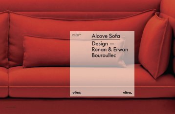 Alcove Sofa Design — Ronan & Erwan Bouroullec - do work!