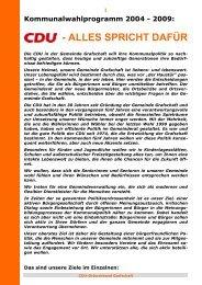 Download als PDF - CDU Ortsverband Grafschaft