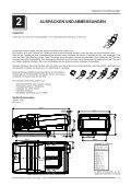 BETRIEBSANLEITUNG - Barco - Seite 6