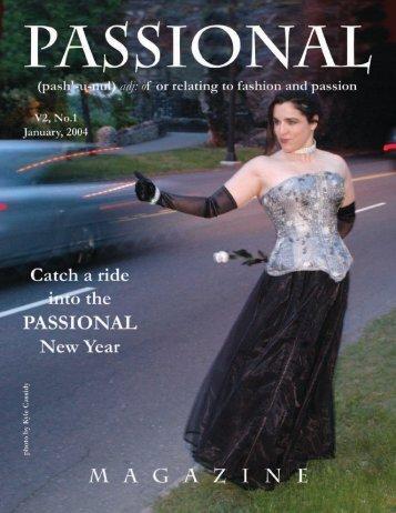 m - Passional Magazine