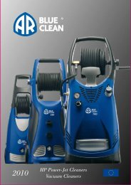 HP Power-Jet Cleaners Vacuum Cleaners 2010