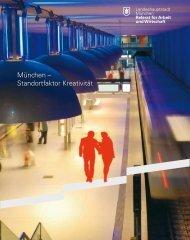 München – Standortfaktor Kreativität - Wirtschaft