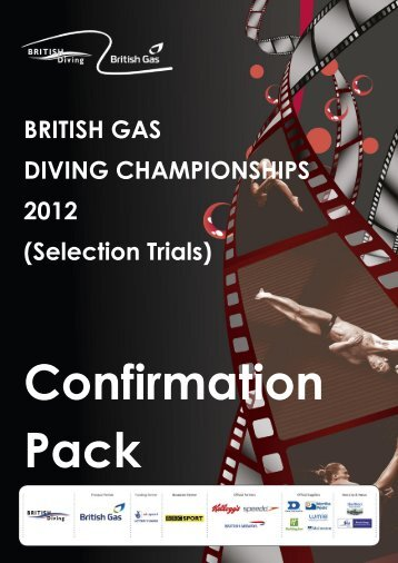 confirmation pack - Swimming.Org