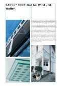 SANCO® ROOF - Ayinger Glaserei - Seite 3