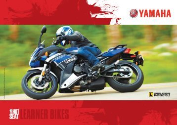 Download Brochure (7MB) - Yamaha Motor New Zealand