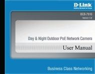 Hardware Overview - D-Link