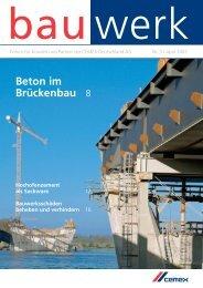 Nr. 3 / April 2007 - Cemex Deutschland AG