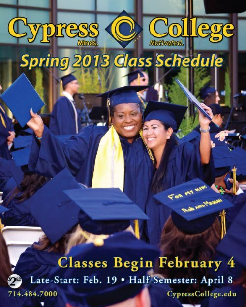 1 2 3 4 5 6 - News... - Cypress College