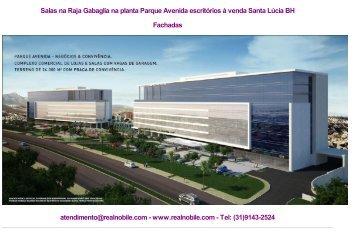 Salas Comerciais BH Raja Gabaglia (31)9143-2524 Parque Avenida