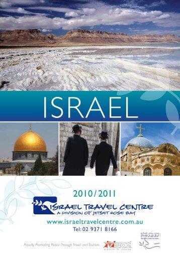 ISRAEL Brochure - Israel Trade Commission