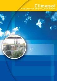 Solares Kühlen - OÖ Energiesparverband