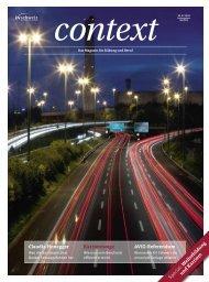 Nr. 8 / August 2010 - Karrierewege (PDF, 5407 kb) - KV Schweiz