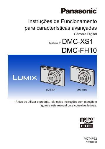 DMC-FH10LB-K_P avancado.pdf - Panasonic