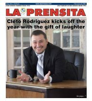 la prensita - La Prensa De San Antonio