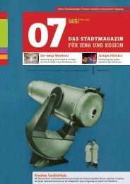 Ausgabe 45 - 07 Das Stadtmagazin . BLOG