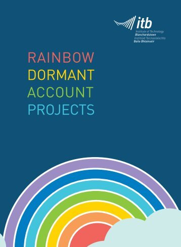 rainbow dormant account projects - Institute of Technology ...