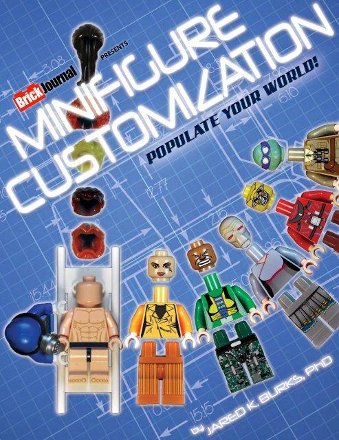 Lego Pirate Minifigure With Chest Hair /& Blue Rag Head Wrap Dark Blue Legs