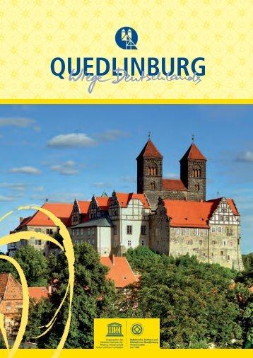 Kunst, Kultur, Kulisse - Quedlinburg