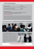 10. CLEANROOM - Reinraum Akademie - Seite 5