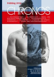 Vorschau als PDF-Datei - Chronos Verlag