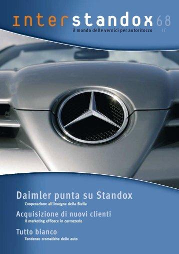 Daimler punta su Standox