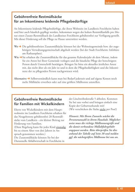 abfallkalender rhön grabfeld 2020