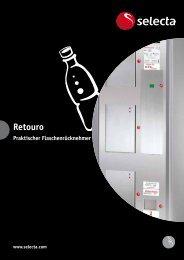 Prospekt Retouro - Selecta Deutschland GmbH