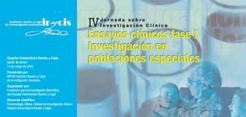 Programa - Comunidad de Madrid