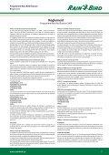 Catalogue Cadeaux - Rain Bird - Page 7