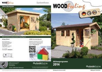 Katalog WoodFeeling 2014