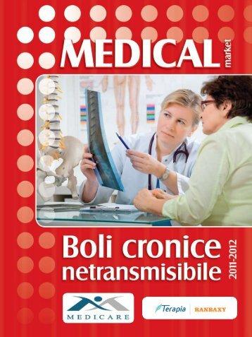 Supliment BOLI CRONICE NETRANSMISIBILE 2012-2013