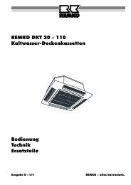remko dkt20-110