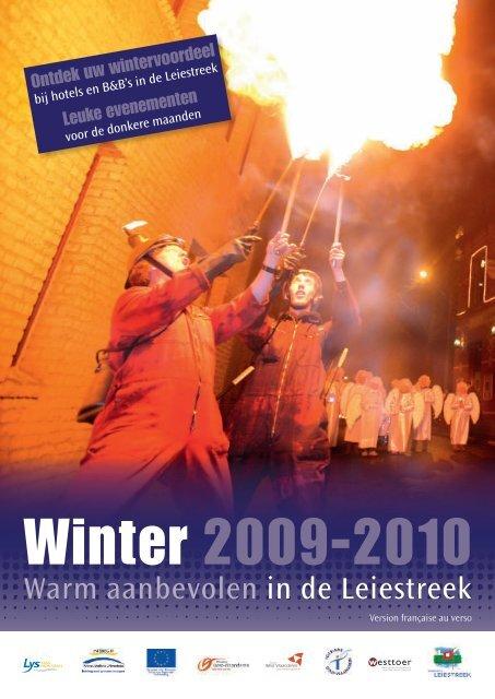 Warm aanbevolen in de Leiestreek - Stad Kortrijk