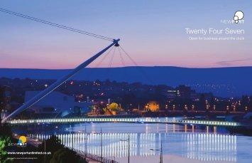 Newport City Brochure - Newport City Council