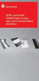 SEPA-Lastschrift kompakt